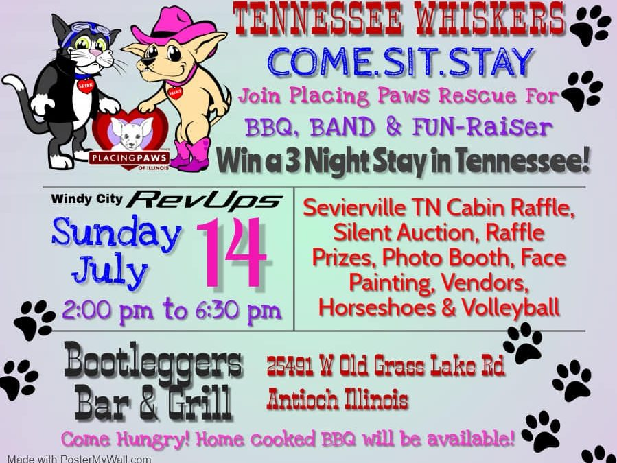Tennessee Whiskers Fun-Raiser