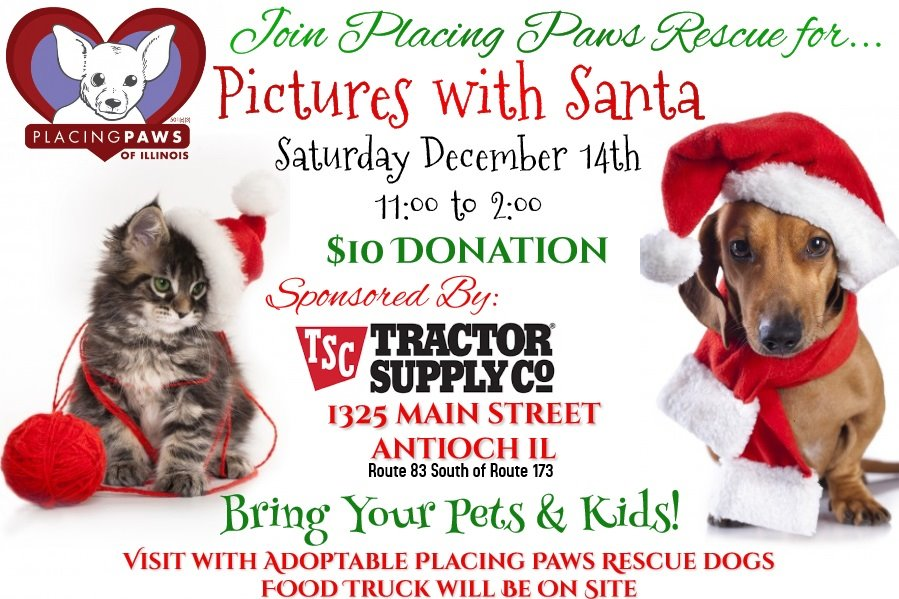 Santa Pictures – Tractor Supply